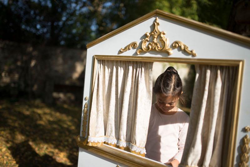 Réaliser un théâtre de marionnettes pour enfants – DIY