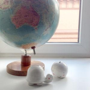 Tirelires en céramique Zaichik-diy déco enfant