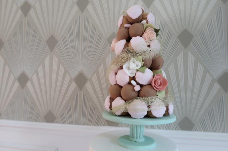 Petite histoire du gâteau de rêve dans Marie Claire Idées